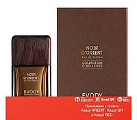 Evody Noir D`orient парфюмированная вода объем 100 мл(ОРИГИНАЛ)