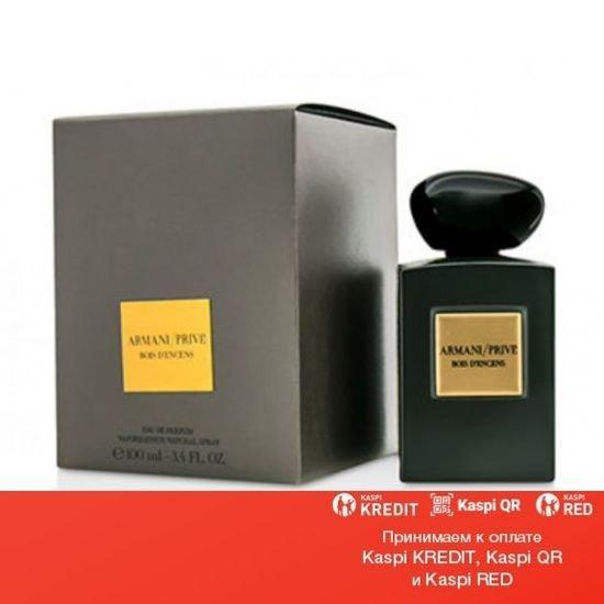 Giorgio Armani Prive Bois D'encens парфюмированная вода объем 50 мл тестер (ОРИГИНАЛ)