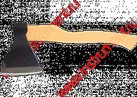 Топор, 2000 г, в сборе, кованый, деревянное топорище, 500 мм, АО, (Ижевск)// Россия