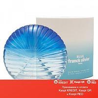 Franck Olivier Blue парфюмированная вода объем 75 мл тестер(ОРИГИНАЛ)