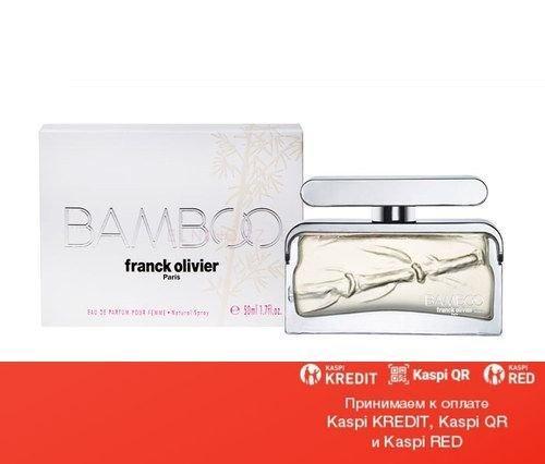 Franck Olivier Bamboo For Women парфюмированная вода объем 75 мл тестер(ОРИГИНАЛ)