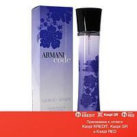 Giorgio Armani Code Pour Femme туалетная вода объем 75 мл тестер (ОРИГИНАЛ)
