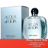 Giorgio Armani Acqua di Gioia парфюмированная вода объем 100 мл тестер(ОРИГИНАЛ)