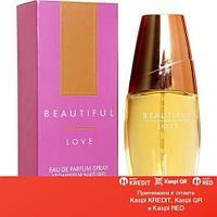 Estee Lauder Beautiful Love парфюмированная вода объем 100 мл тестер(ОРИГИНАЛ)