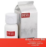 Diesel Plus Plus Feminine туалетная вода объем 75 мл (ОРИГИНАЛ)