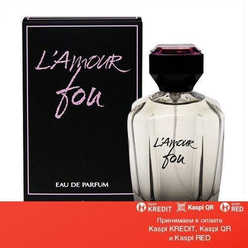 Emanuel Ungaro L'Amour Fou парфюмированная вода объем 100 мл тестер(ОРИГИНАЛ)