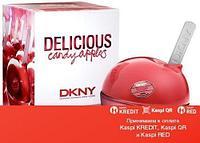 Donna Karan DKNY Delicious Candy Apples Ripe Raspberry парфюмированная вода объем 50 мл Тестер(ОРИГИНАЛ)