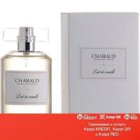 Chabaud Maison de Parfum Lait De Vanille туалетная вода объем 100 мл тестер(ОРИГИНАЛ)