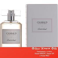 Chabaud Maison de Parfum Lait De Biscuit туалетная вода объем 100 мл (ОРИГИНАЛ)