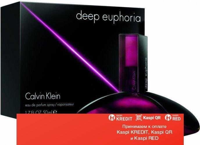 Calvin Klein Deep Euphoria парфюмированная вода объем 50 мл тестер(ОРИГИНАЛ)