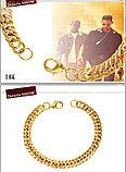 """Браслет """"Golden"""" позолота 18К, фото 5"""