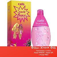 Cafe Parfums Cafe-Cafe South Beach туалетная вода объем 90 мл Тестер(ОРИГИНАЛ)