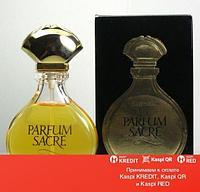 Caron Parfum Sacre парфюмированная вода винтаж объем 50 мл(ОРИГИНАЛ)