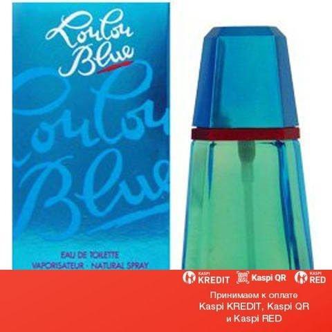 Cacharel Lou Lou Blue туалетная вода винтаж объем 100 мл тестер(ОРИГИНАЛ)