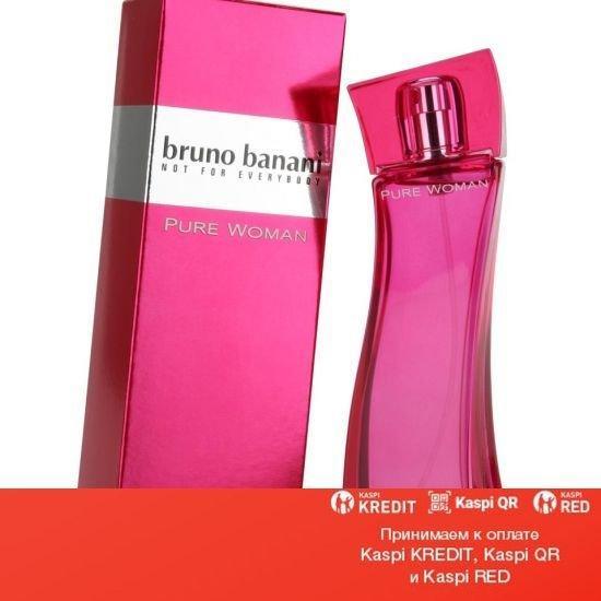 Bruno Banani Pure Woman туалетная вода объем 20 мл(ОРИГИНАЛ)