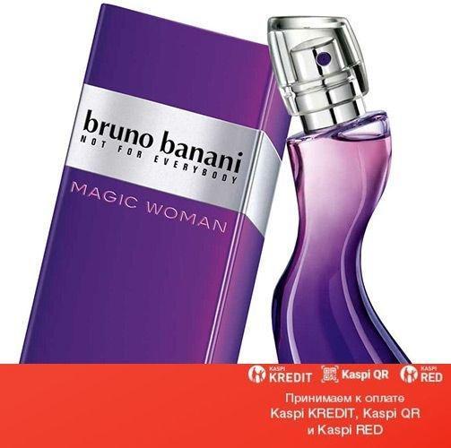 Bruno Banani Magic Woman туалетная вода объем 50 мл тестер(ОРИГИНАЛ)