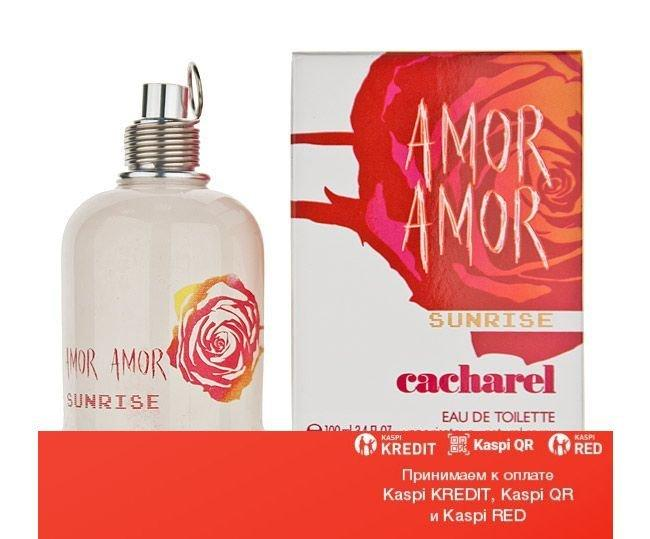 Cacharel Amor Amor Sunrise туалетная вода объем 100 мл(ОРИГИНАЛ)