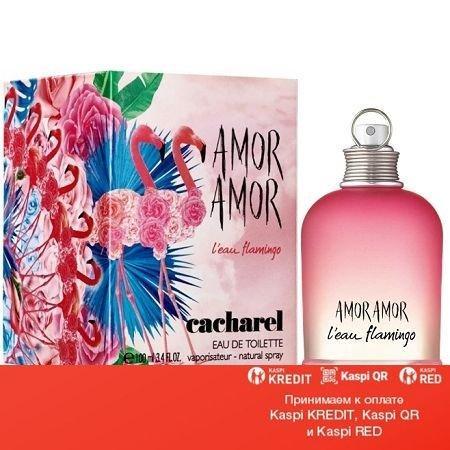 Cacharel Amor Amor L'Eau Flamingo туалетная вода объем 50 мл тестер(ОРИГИНАЛ)