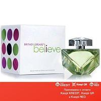 Britney Spears Believe парфюмированная вода объем 100 мл(ОРИГИНАЛ)