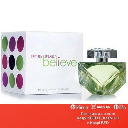 Britney Spears Believe парфюмированная вода объем 50 мл тестер(ОРИГИНАЛ)
