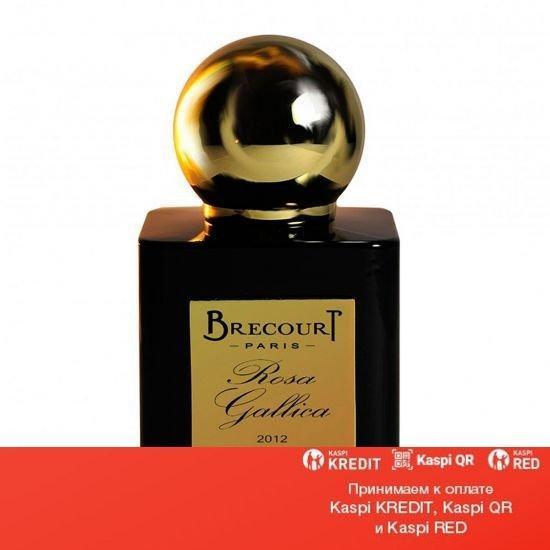 Brecourt Rosa Gallica парфюмированная вода объем 50 мл(ОРИГИНАЛ)