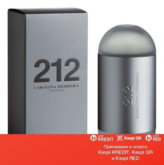 Carolina Herrera 212 For Women туалетная вода объем 100 мл(ОРИГИНАЛ)