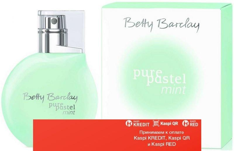 Betty Barclay Pure Pastel Mint туалетная вода объем 20 мл тестер(ОРИГИНАЛ)