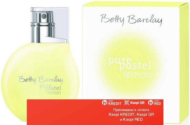 Betty Barclay Pure Pastel Lemon парфюмированная вода объем 20 мл(ОРИГИНАЛ)