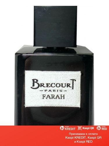 Brecourt Farah парфюмированная вода объем 100 мл тестер(ОРИГИНАЛ)