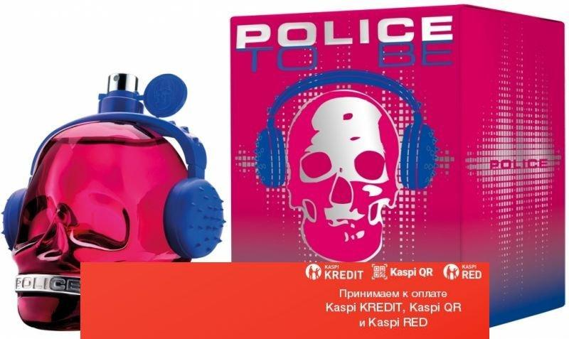 Police To Be Miss Beat парфюмированная вода объем 75 мл(ОРИГИНАЛ)