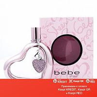 Bebe Sheer парфюмированная вода объем 30 мл тестер(ОРИГИНАЛ)