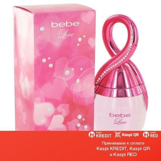 Bebe Love парфюмированная вода объем 100 мл(ОРИГИНАЛ)