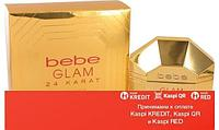 Bebe Glam 24 Karat парфюмированная вода объем 100 мл(ОРИГИНАЛ)