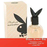 Playboy Play It Lovely туалетная вода объем 30 мл(ОРИГИНАЛ)