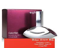 Calvin Klein Euphoria парфюмированная вода объем 50 мл тестер(ОРИГИНАЛ)