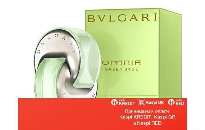 Bvlgari Omnia Green Jade туалетная вода объем 25 мл тестер(ОРИГИНАЛ)