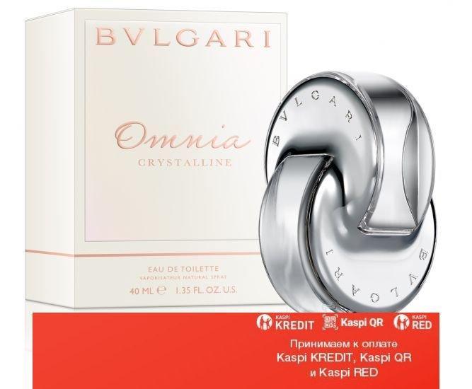 Bvlgari Omnia Crystalline туалетная вода объем 40 мл(ОРИГИНАЛ)