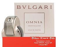 Bvlgari Omnia Crystalline L`Eau de Parfum парфюмированная вода объем 25 мл тестер(ОРИГИНАЛ)