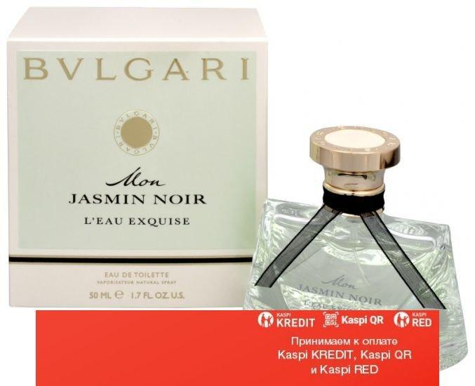 Bvlgari Mon Jasmin Noir L`Eau Exquise туалетная вода объем 75 мл(ОРИГИНАЛ)