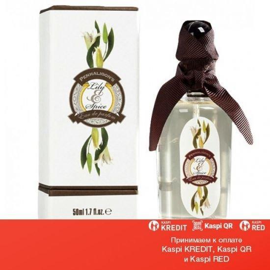 Penhaligon`s Lily & Spice парфюмированная вода объем 100 мл тестер(ОРИГИНАЛ)