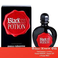 Paco Rabanne Black XS Potion for Her туалетная вода объем 80 мл Тестер(ОРИГИНАЛ)