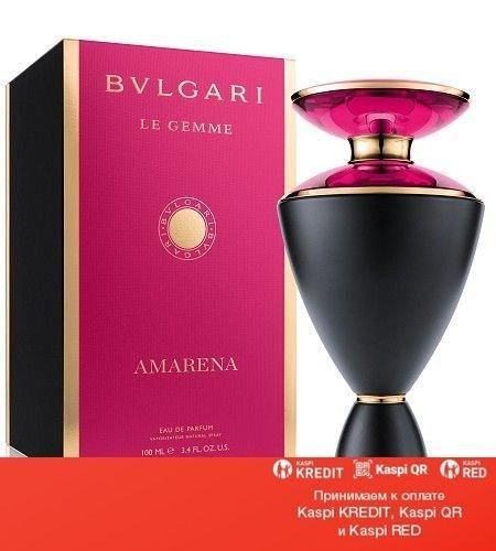 Bvlgari Le Gemme Amarena парфюмированная вода объем 100 мл тестер(ОРИГИНАЛ)