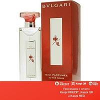 Bvlgari Eau Parfumee au The Rouge одеколон объем 75 мл(ОРИГИНАЛ)