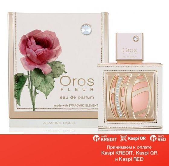 Oros Fleur Pour Femme парфюмированная вода объем 50 мл(ОРИГИНАЛ)