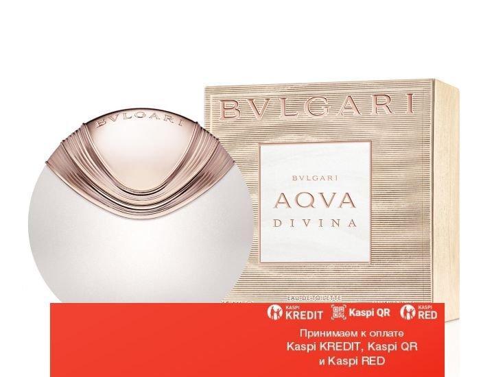 Bvlgari Aqva Divina туалетная вода объем 40 мл тестер(ОРИГИНАЛ)