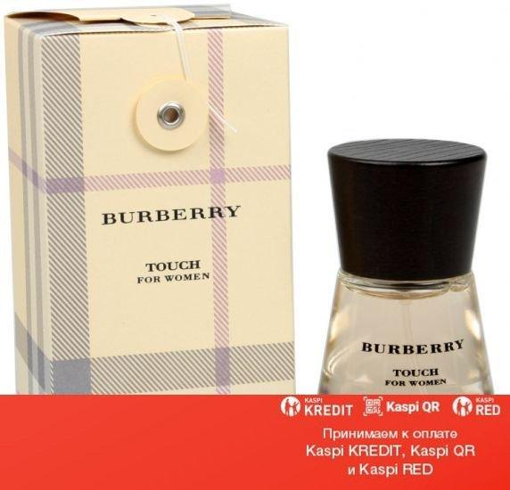 Burberry Touch For Women парфюмированная вода объем 50 мл тестер(ОРИГИНАЛ)