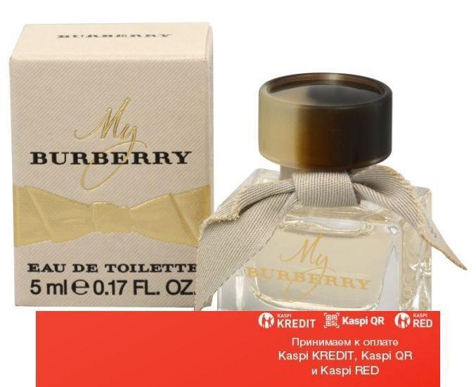 Burberry My Burberry туалетная вода объем 5 мл(ОРИГИНАЛ)