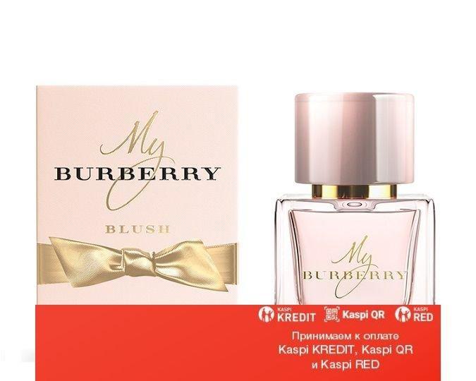 Burberry My Burberry Blush парфюмированная вода объем 90 мл тестер(ОРИГИНАЛ)