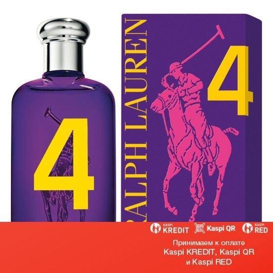 Ralph Lauren Polo Pony 4 Orange Women туалетная вода объем 100 мл Тестер(ОРИГИНАЛ)