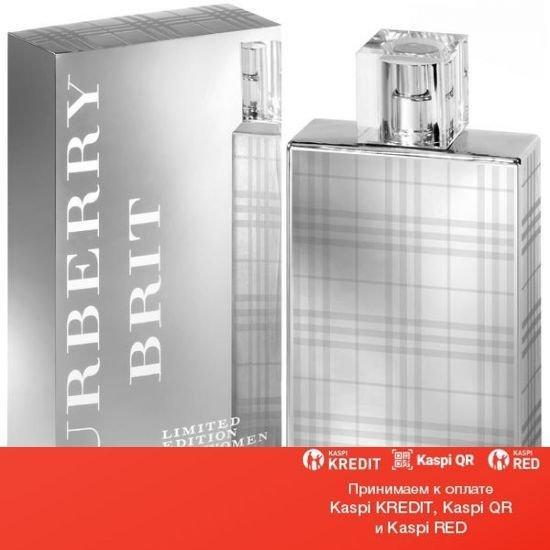 Burberry Brit For Women Limited Edition парфюмированная вода объем 100 мл тестер(ОРИГИНАЛ)